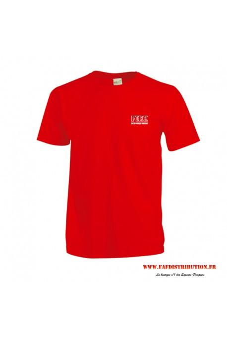 T-shirt FIRE DEPARTMENT