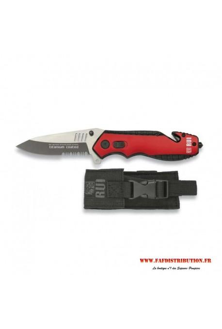 Couteau RUI rouge