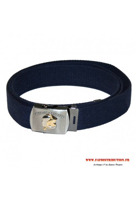Ceinture sangle casque F1
