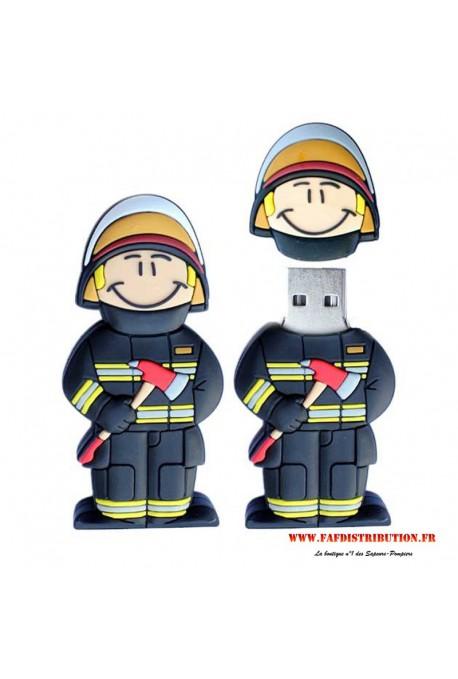 Clé USB Sapeurs-Pompiers