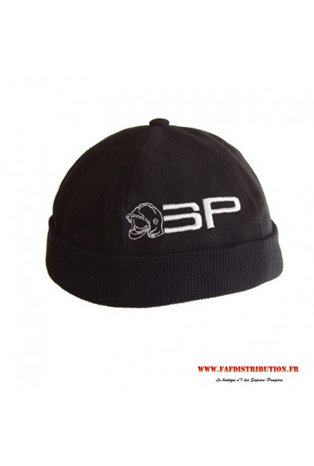 Bonnet coton brodé casque F1 SP
