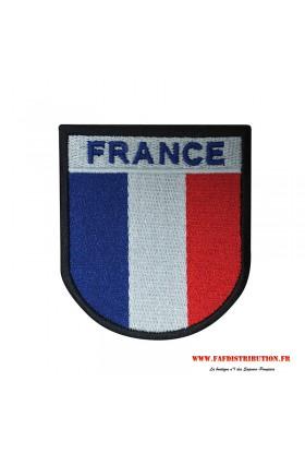 Ecusson FRANCE brodé