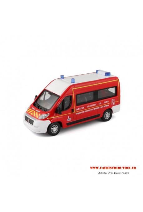 Fiat ducato pompiers de Paris BSPP