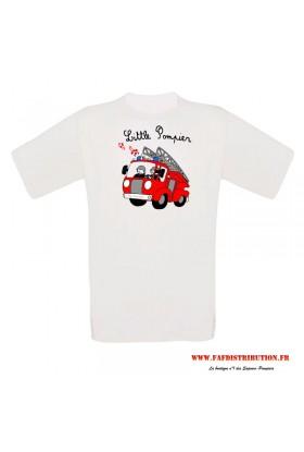 T-shirt enfant FIRE DEPARTMENT