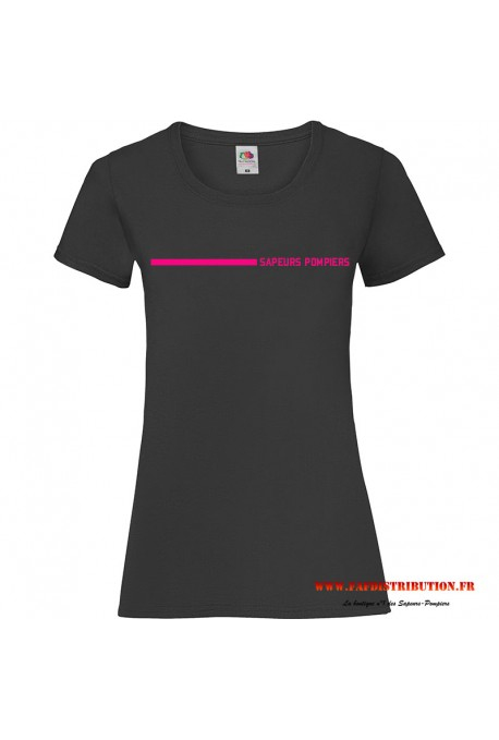 T-Shirt fluo rose SP